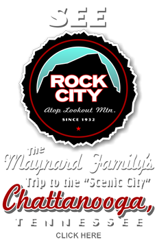 See Rock City... And Other Scenic Destinations